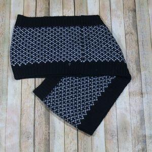 Lululemon Infinitely Mad Scarf Wool Chunky Knit